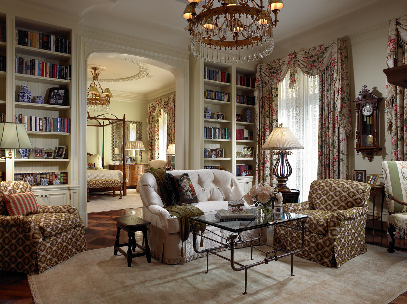 Owner's Suite Library