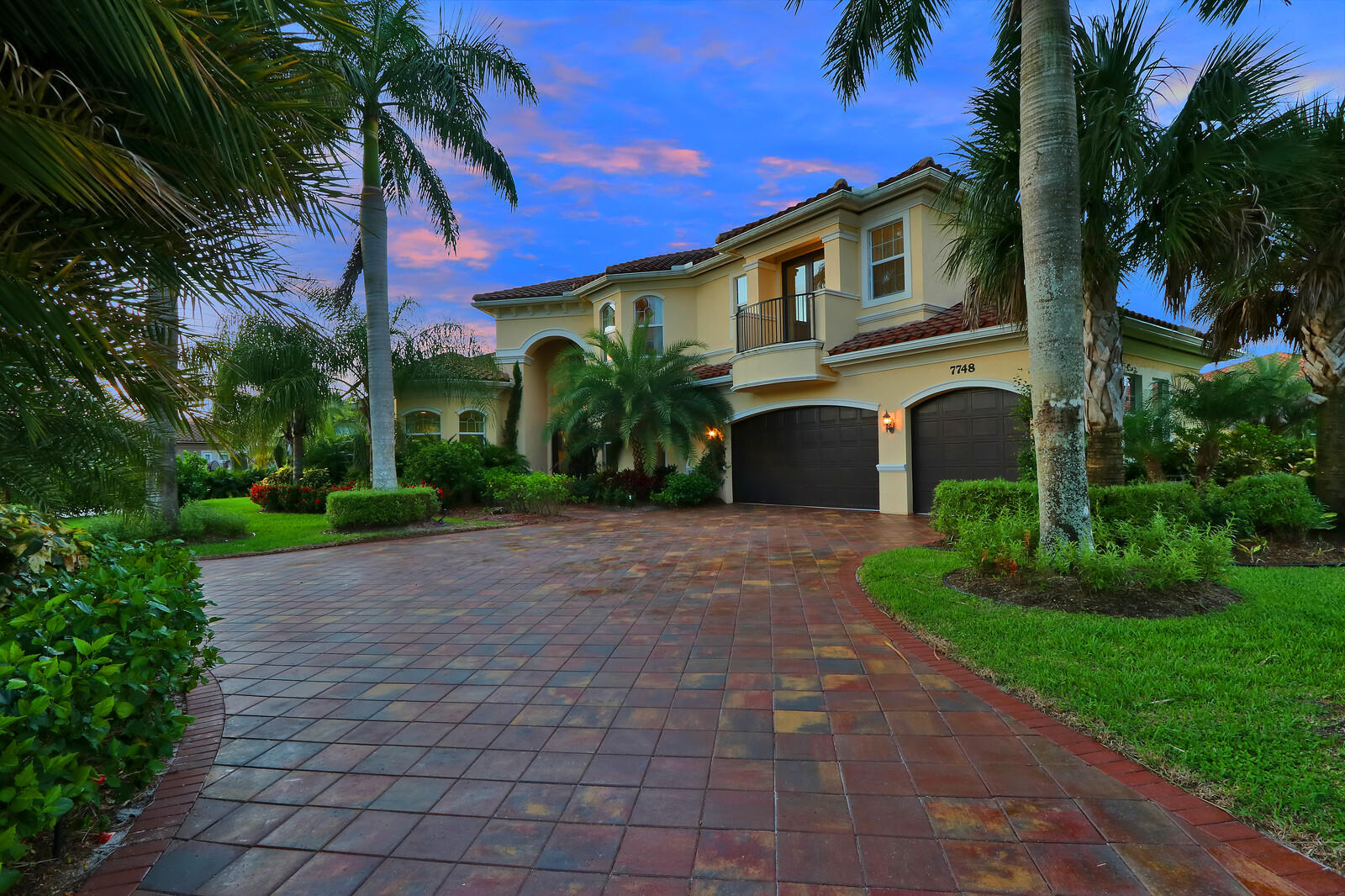 Home for sale in Preserve At Bay Hill Estates Palm Beach Gardens Florida