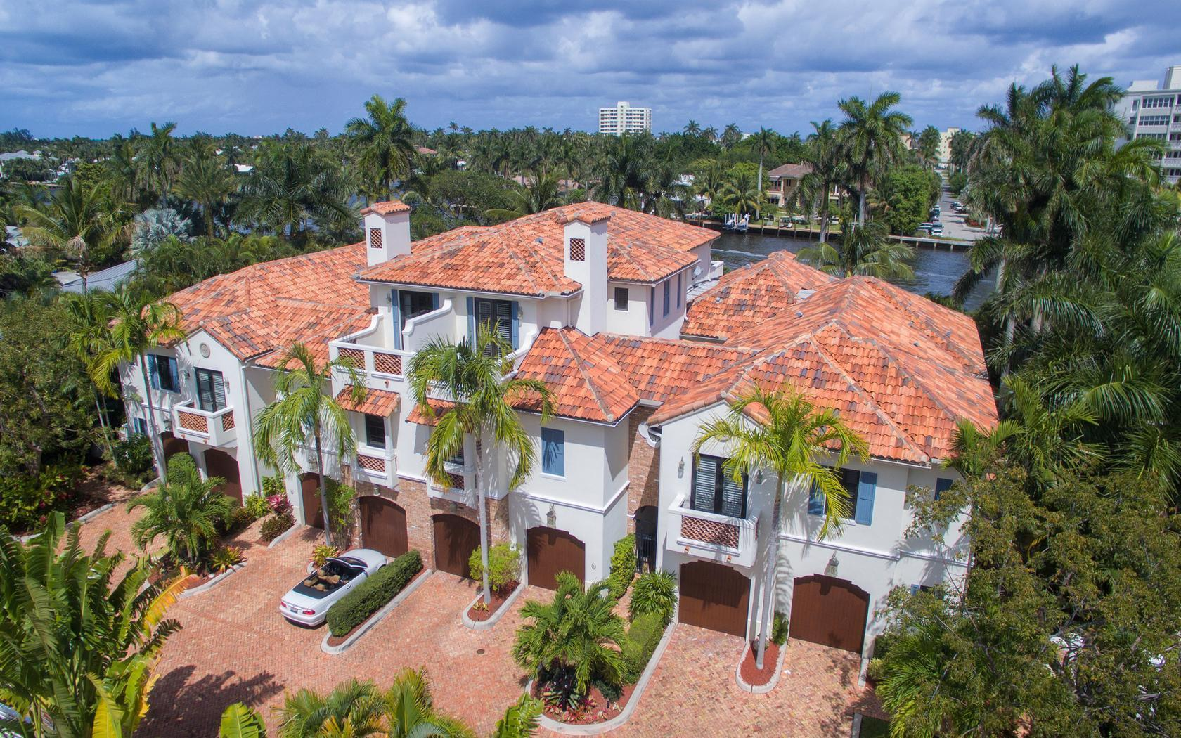 Home for sale in Harbour House Delray Beach Florida