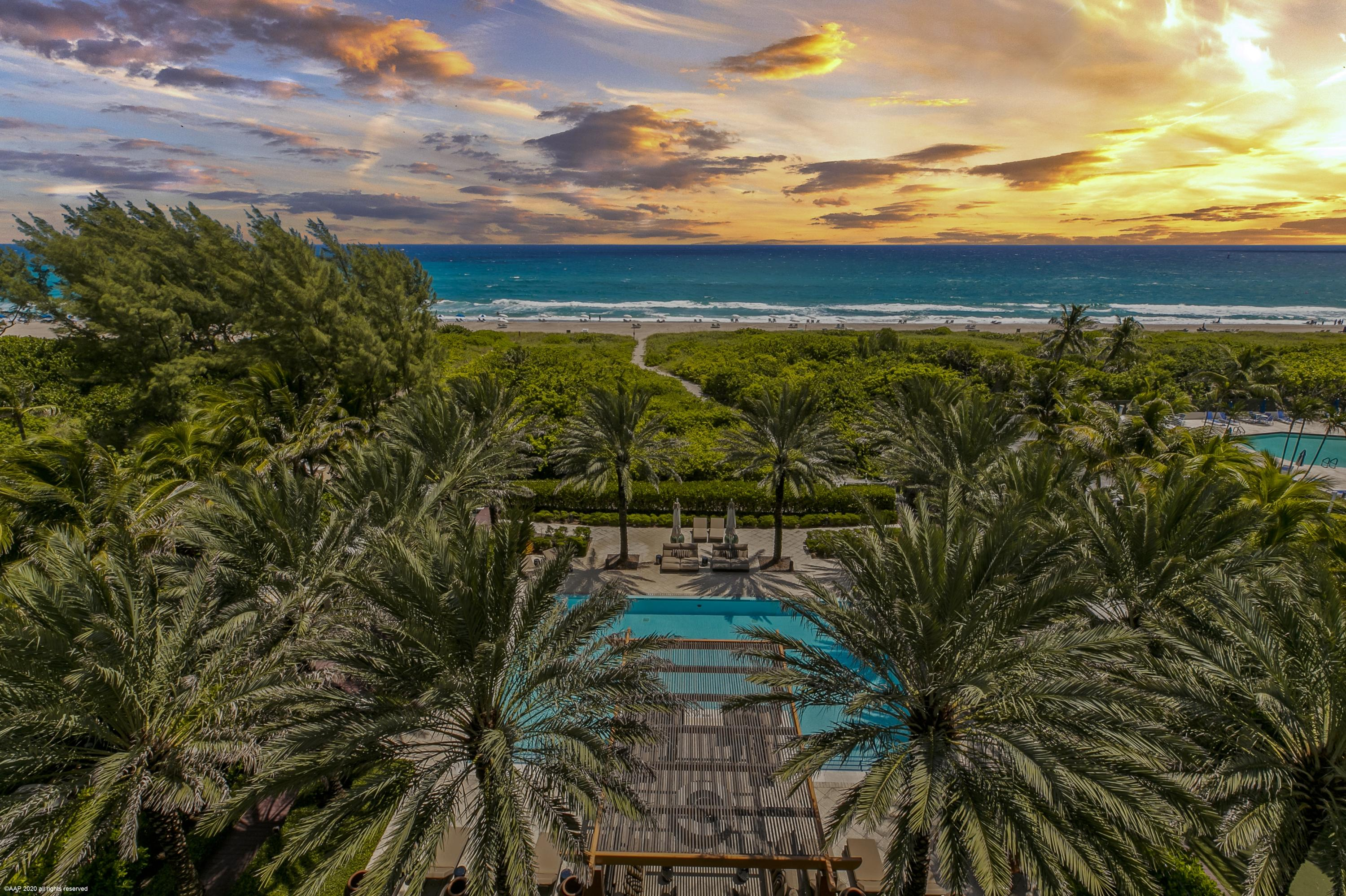 Home for sale in Dolce Vita Palm Beach Shores Florida
