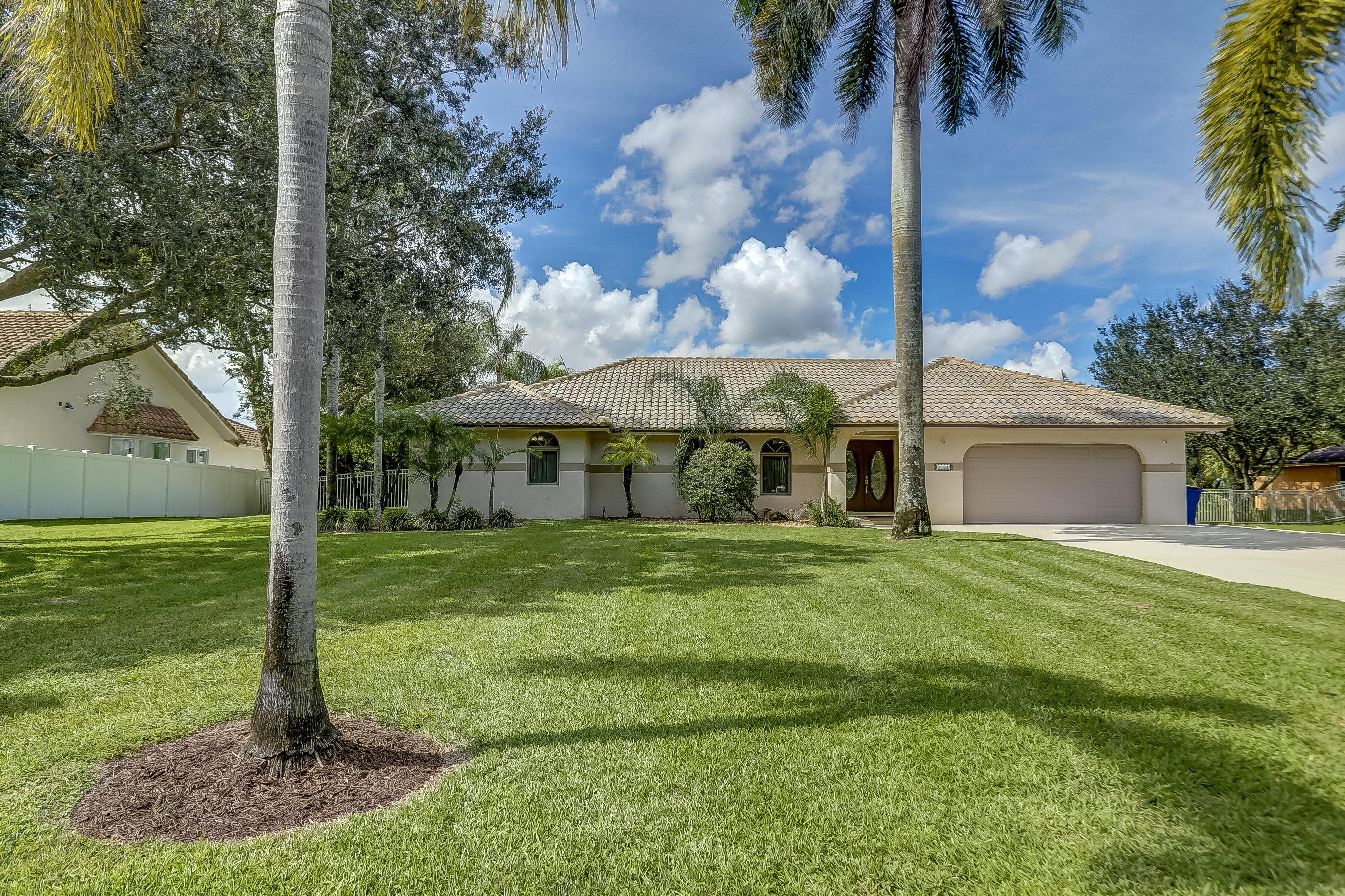 Home for sale in Lake Maranatha Estates Cooper City Florida