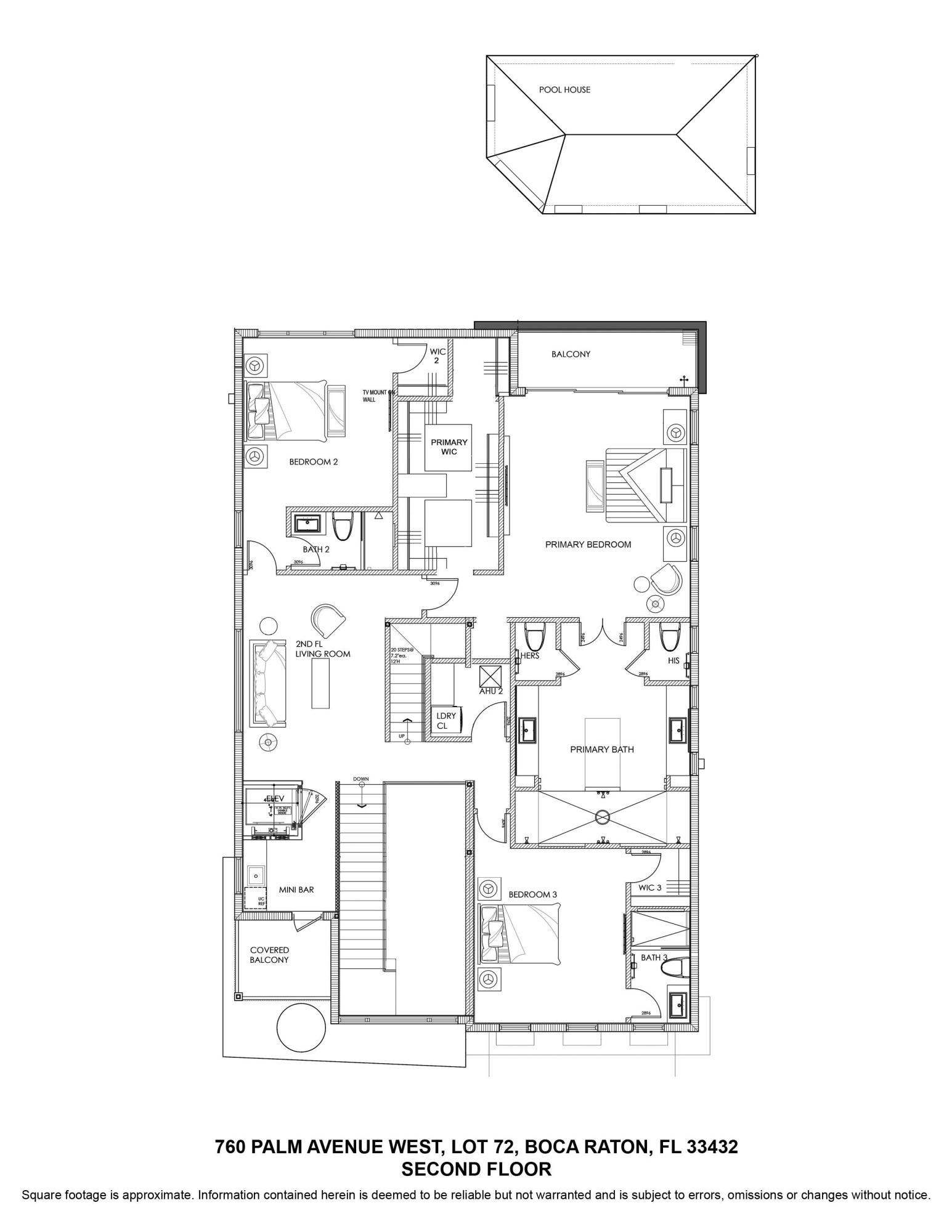 760 Palm Ave - Second Floor