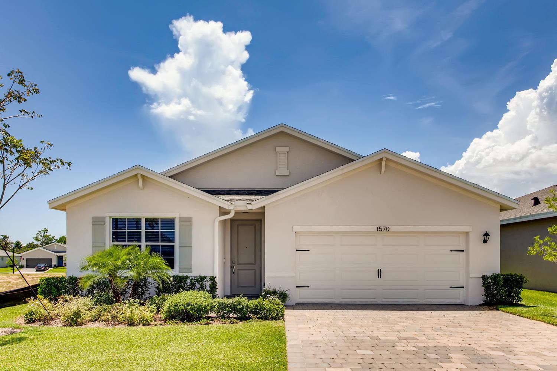 Photo of 1570 NE Skyhigh Terrace, Ocean Breeze, FL 34957