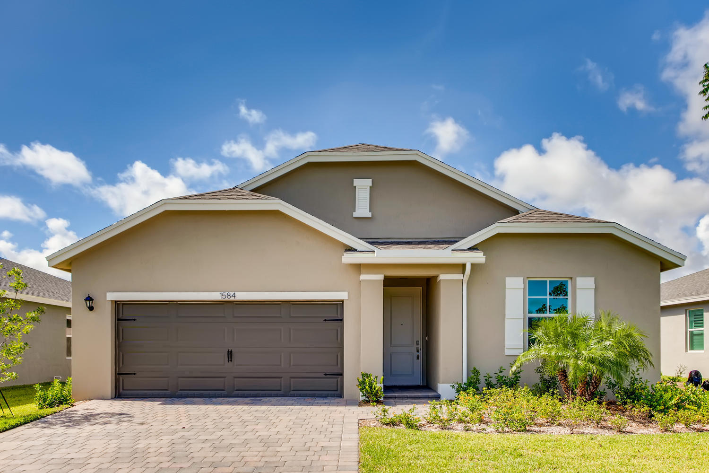 Photo of 1584 NE White Pine Terrace, Ocean Breeze, FL 34957