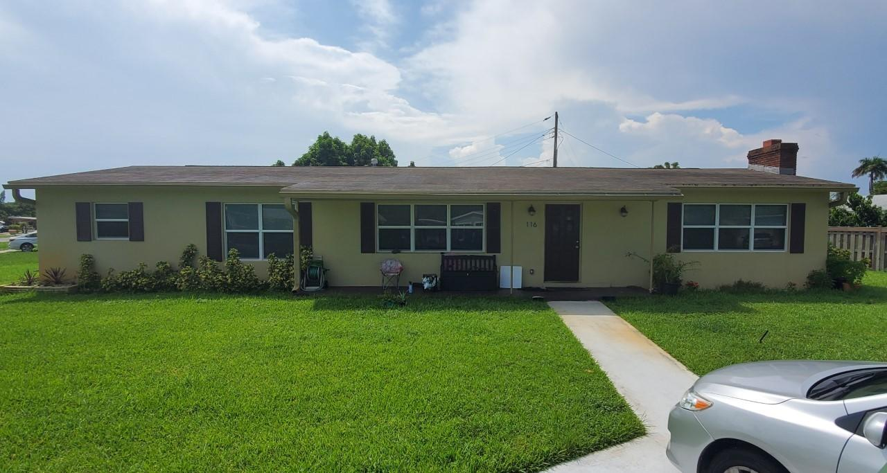 Home for sale in PALM SPRINGS VILLAGE PL 1 IN PB 25 PGS 46 & 47 Palm Springs Florida