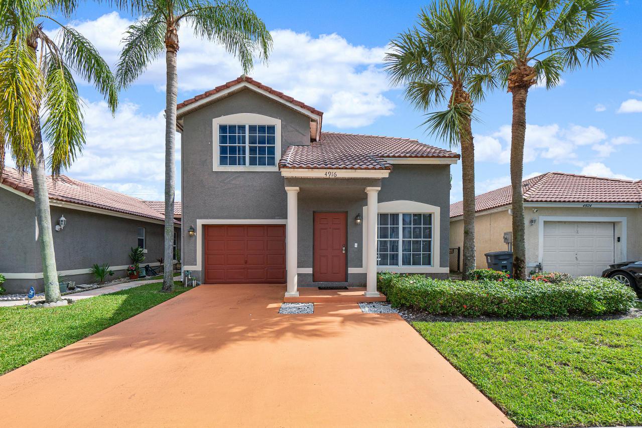 4916 Concordia Lane Boynton Beach, FL 33436
