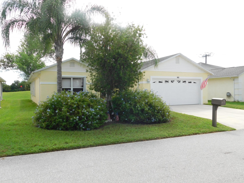 Home for sale in spanish lakes fairways ne phase Fort Pierce Florida