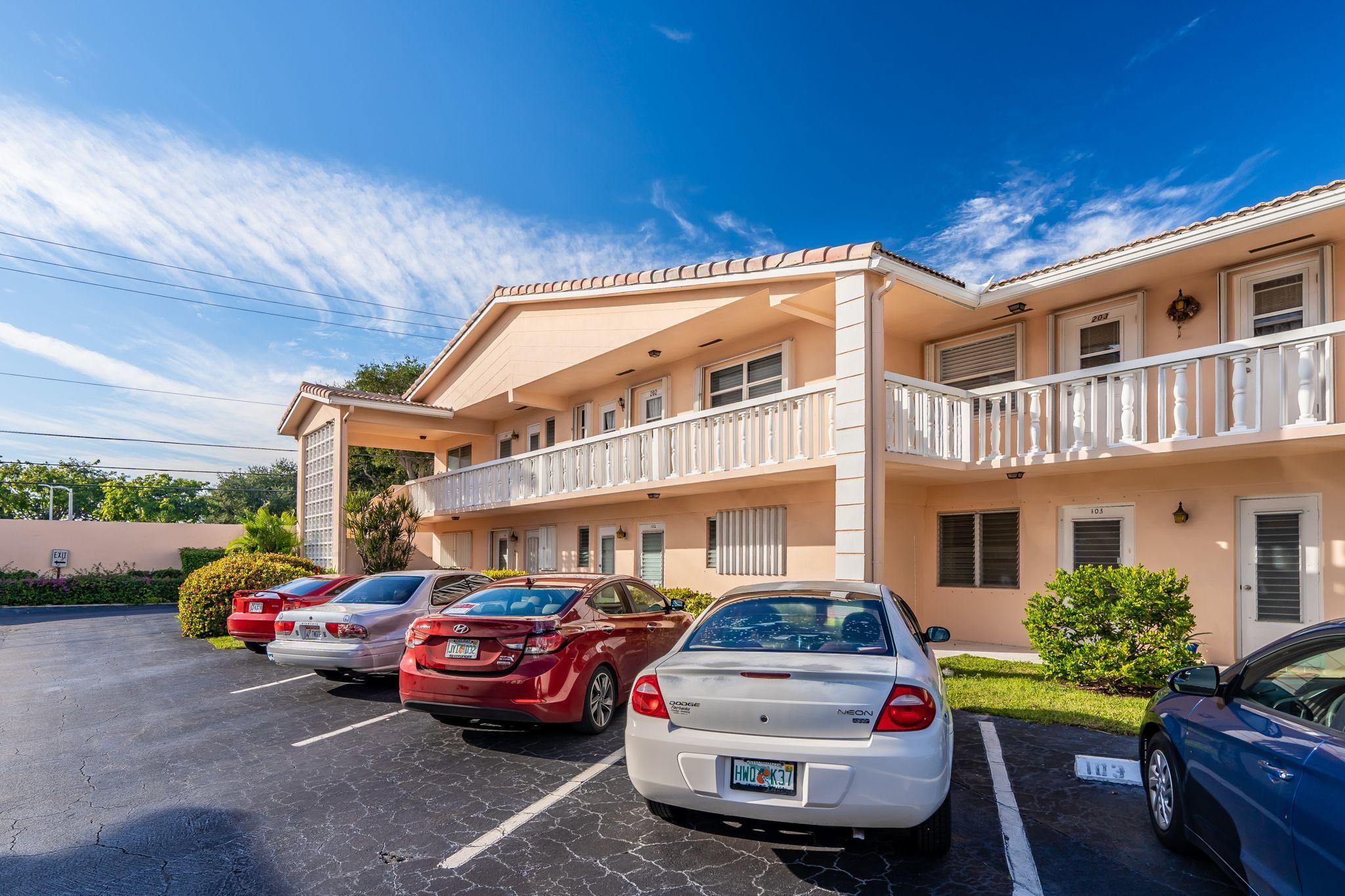 Home for sale in VENETIAN PARK GARDENS CONDO Lighthouse Point Florida
