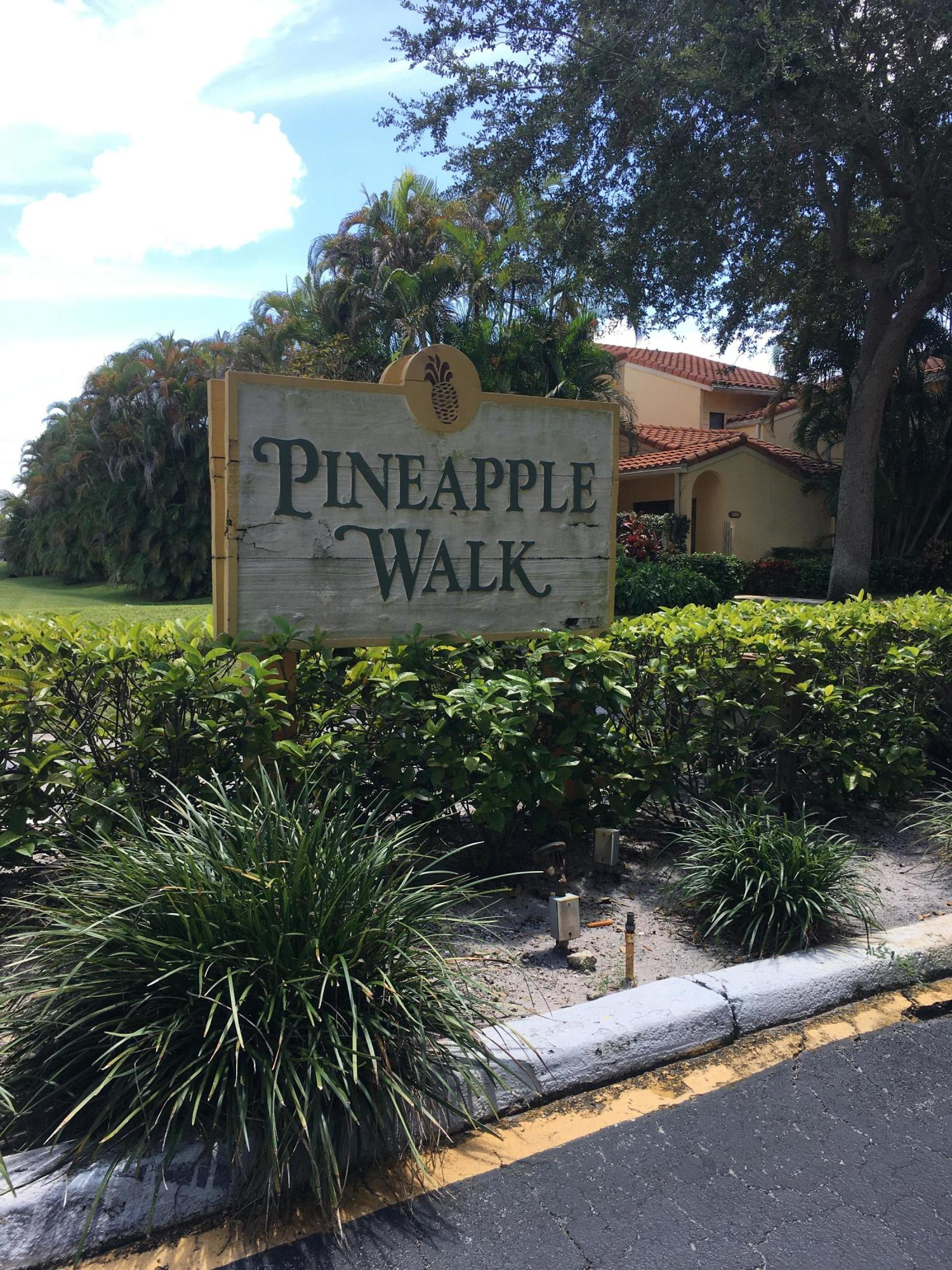 Home for sale in PINEAPPLE WALK 1 Boca Raton Florida