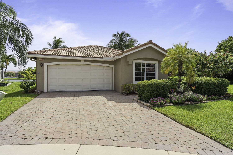 3400 Turtle Cove West Palm Beach, FL 33411