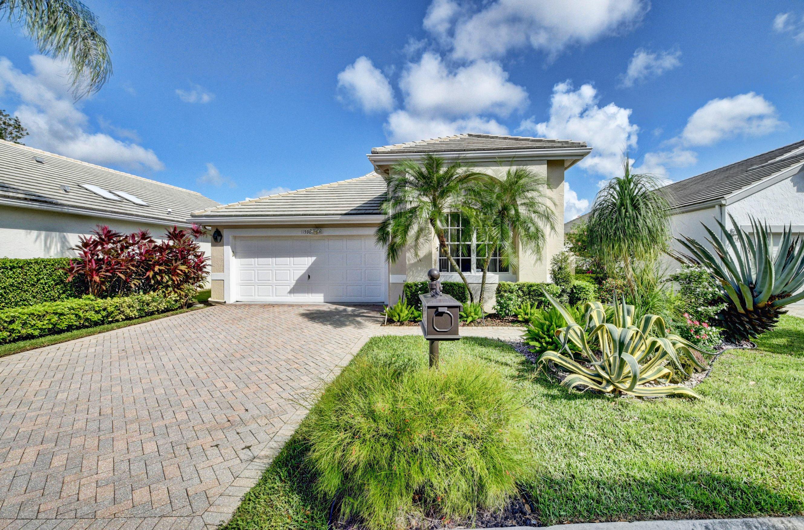 Home for sale in INDIAN SPRING /HAMPTON FAIRWAYS 2 Boynton Beach Florida
