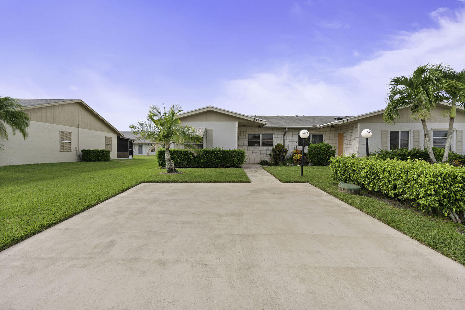 Home for sale in Cypress Lakes West Palm Beach Florida