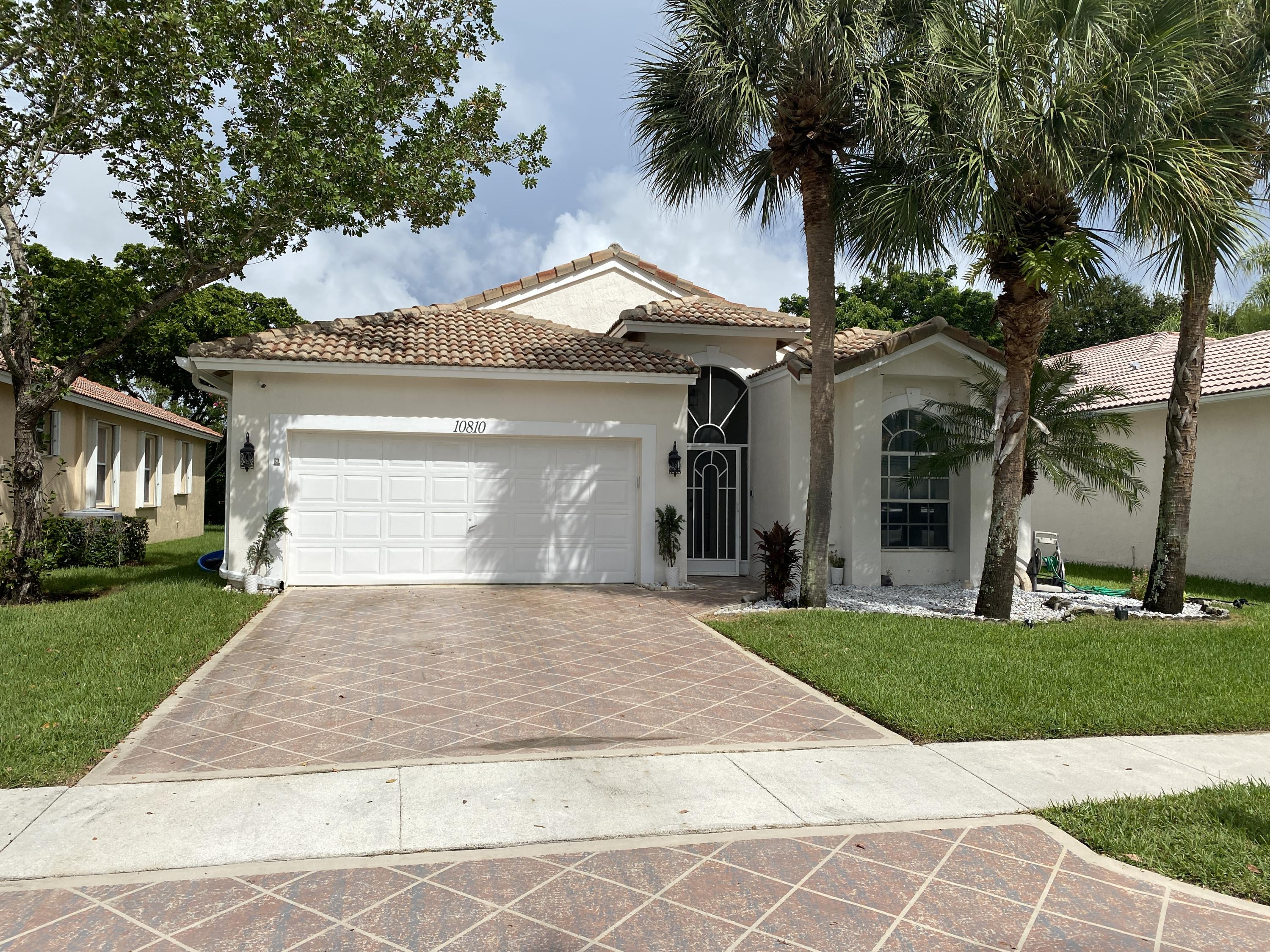 10810 Madison Drive Boynton Beach, FL 33437