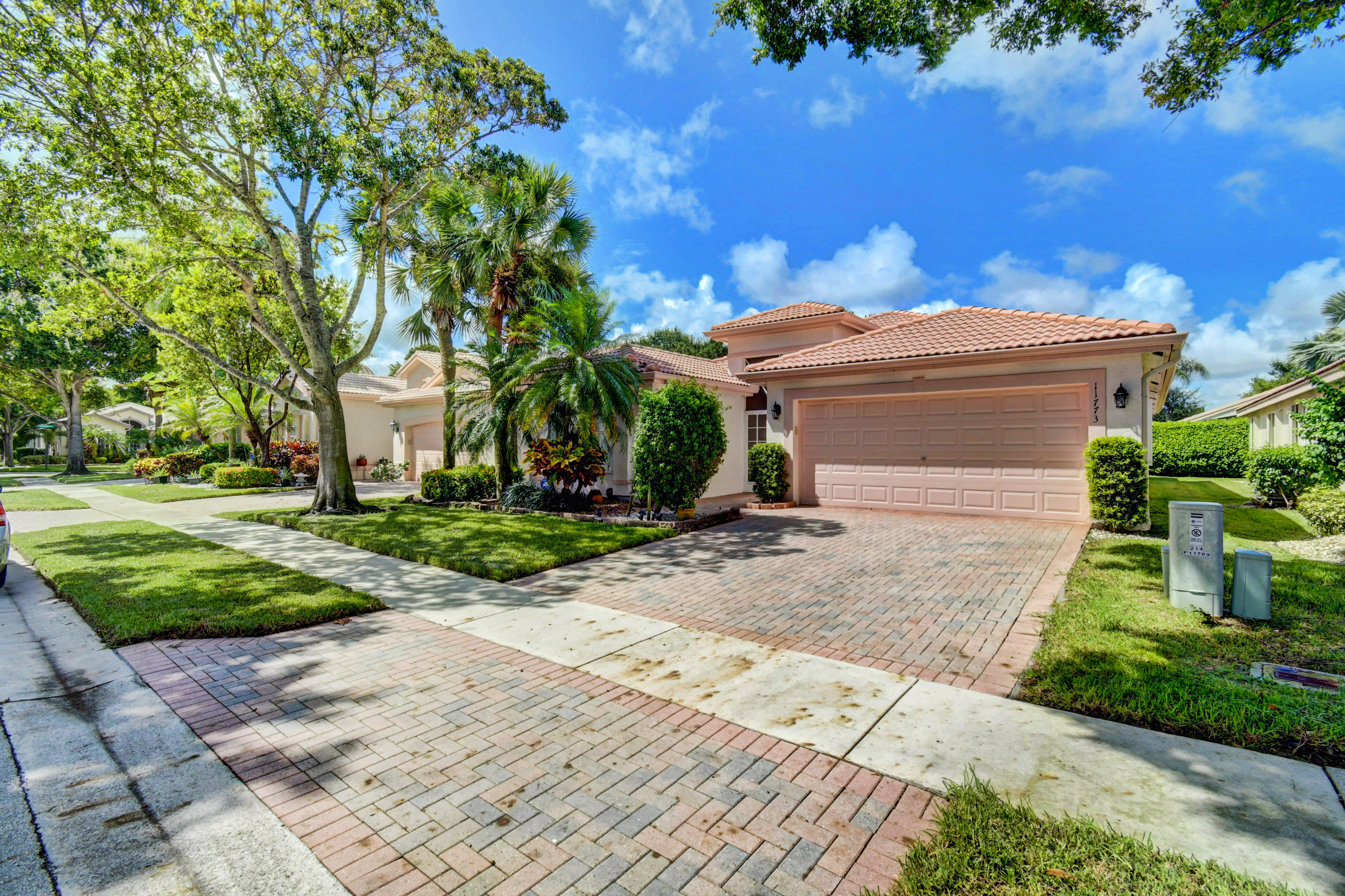 11773 Castellon Court Boynton Beach, FL 33437
