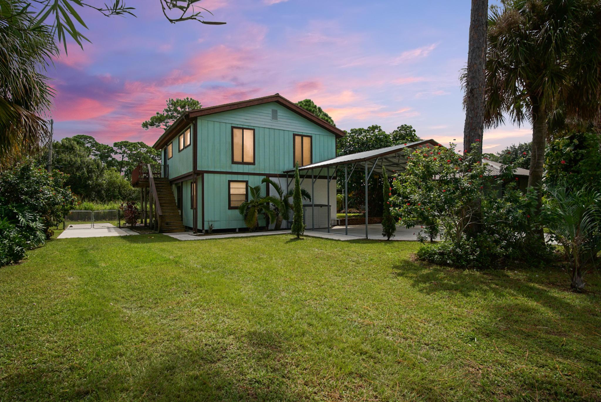 Home for sale in INDIAN RIVER ESTATES UNIT 7 Fort Pierce Florida