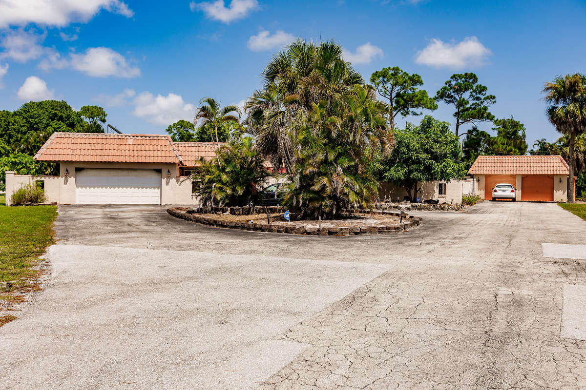 Home for sale in Acreage and Unrecorded West Palm Beach Florida