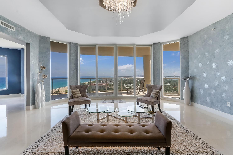 Home for sale in Ritz Carlton Singer Island Florida