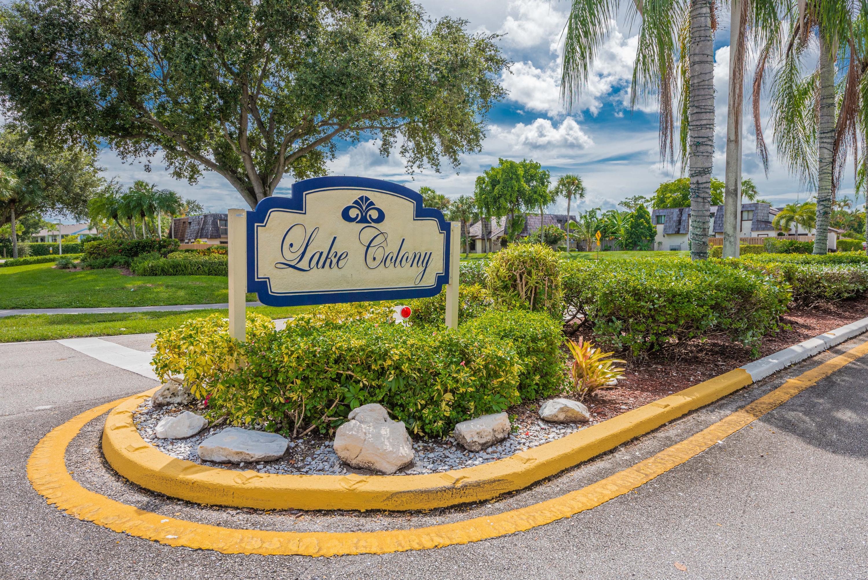 4023 Palm Bay Circle B  West Palm Beach, FL 33406