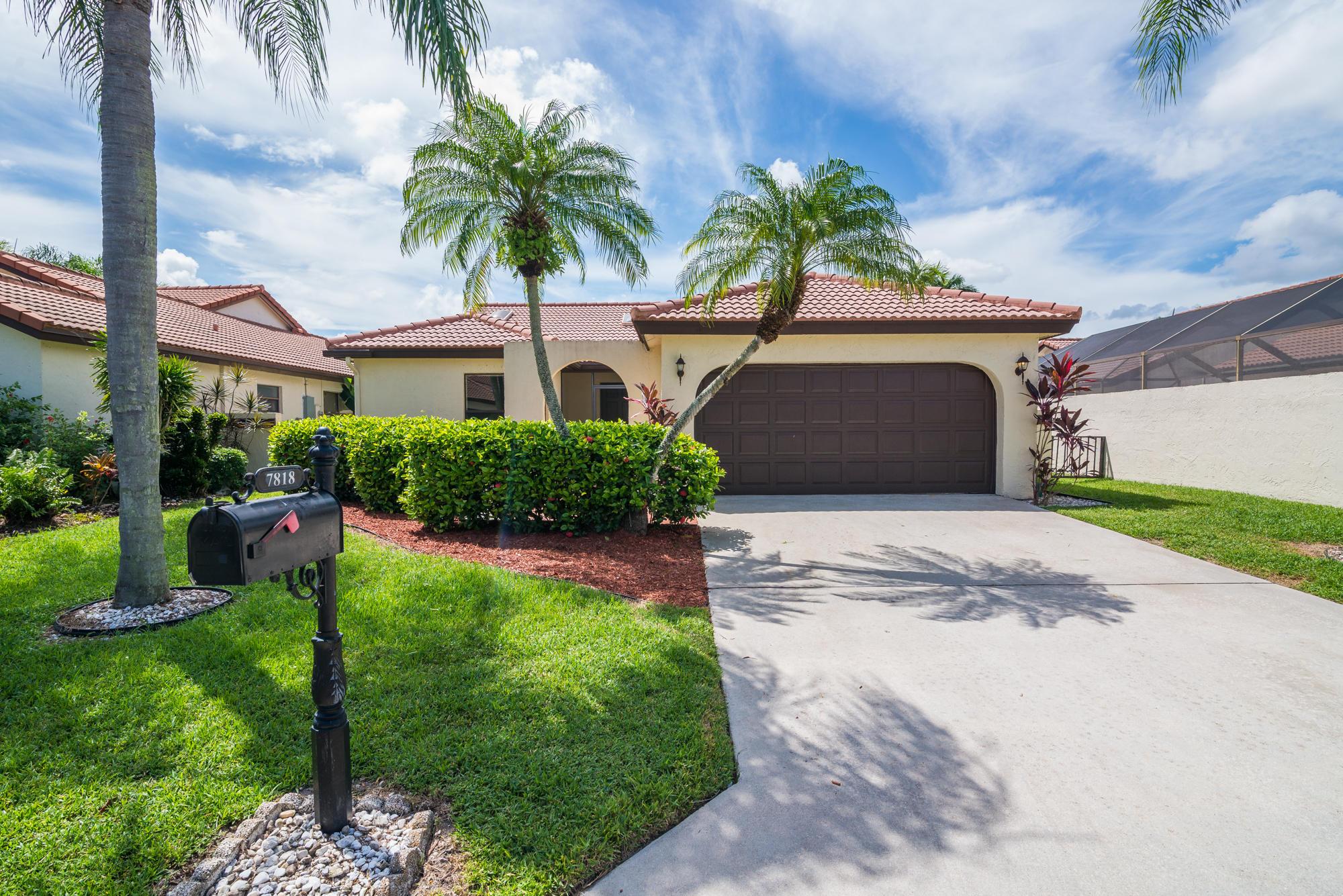 7818 Villa Nova Drive Boca Raton, FL 33433