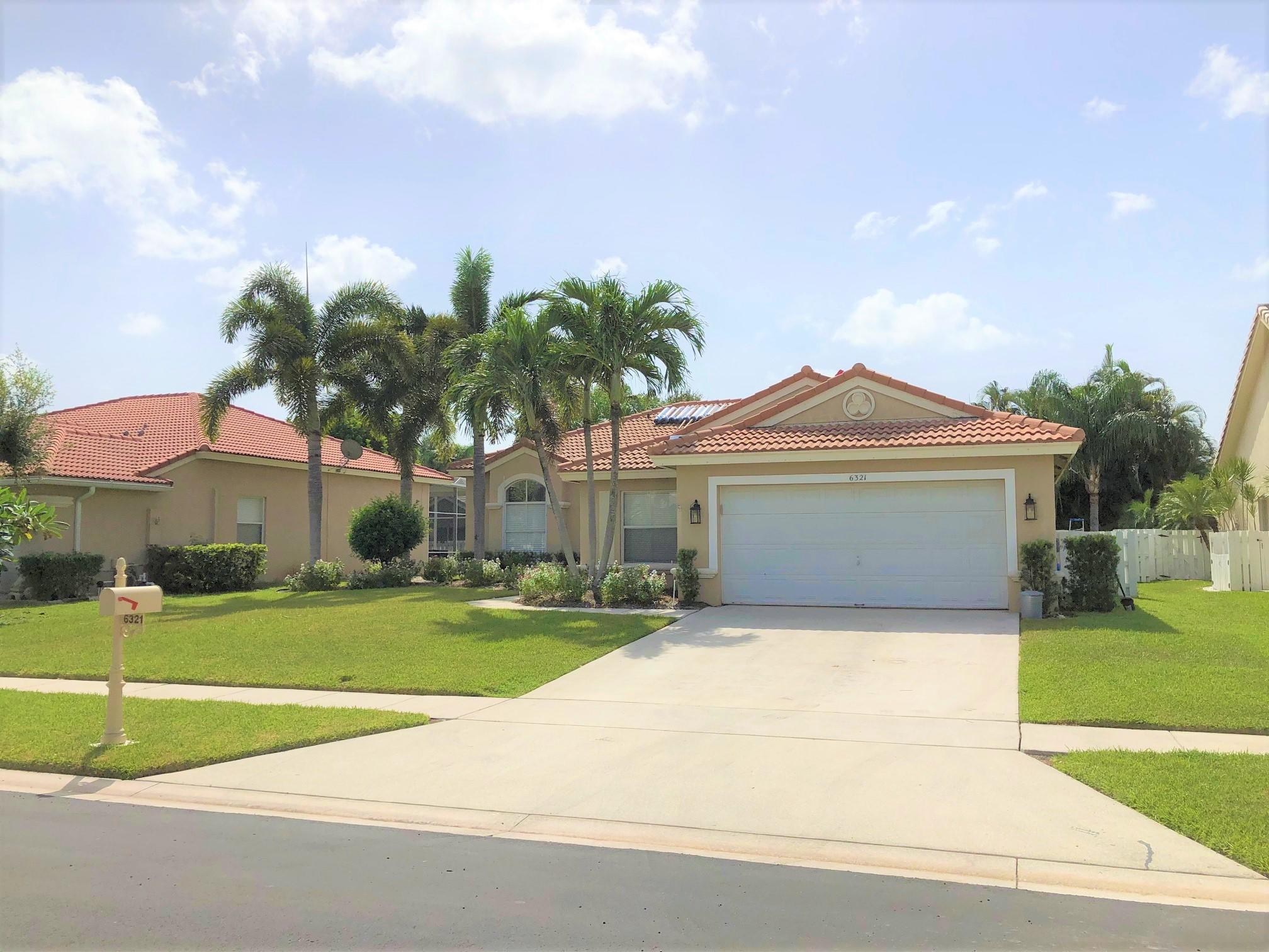 Home for sale in Turnbury Village Lake Worth Florida