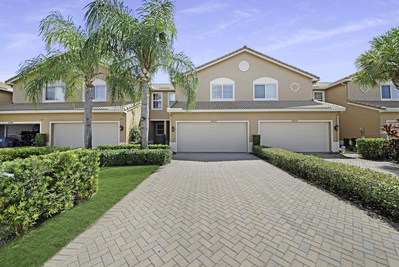 Home for sale in Colony Lake Lake Worth Florida