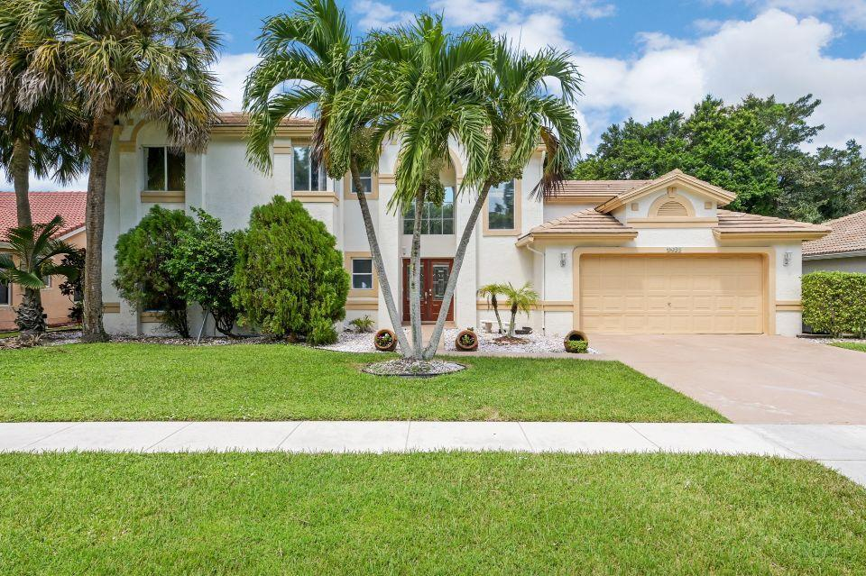 Home for sale in CYPRESS WOODS Lake Worth Florida