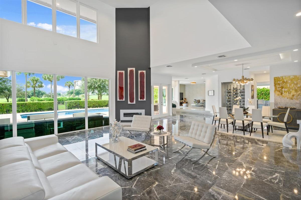Home for sale in PRESIDENT COUNTRY CLUB 4 West Palm Beach Florida