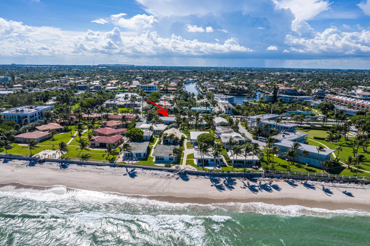 Home for sale in PALM HILL OCEAN CLUB COOP Hillsboro Beach Florida