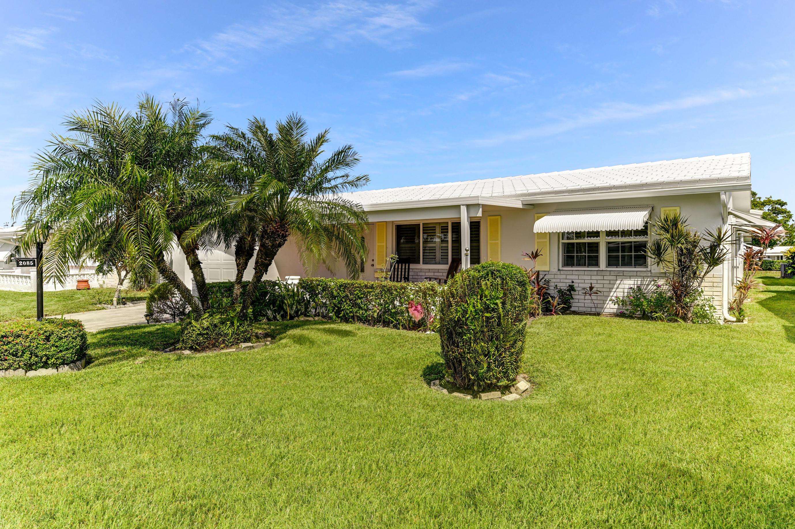 Home for sale in Leisureville Boynton Beach Florida