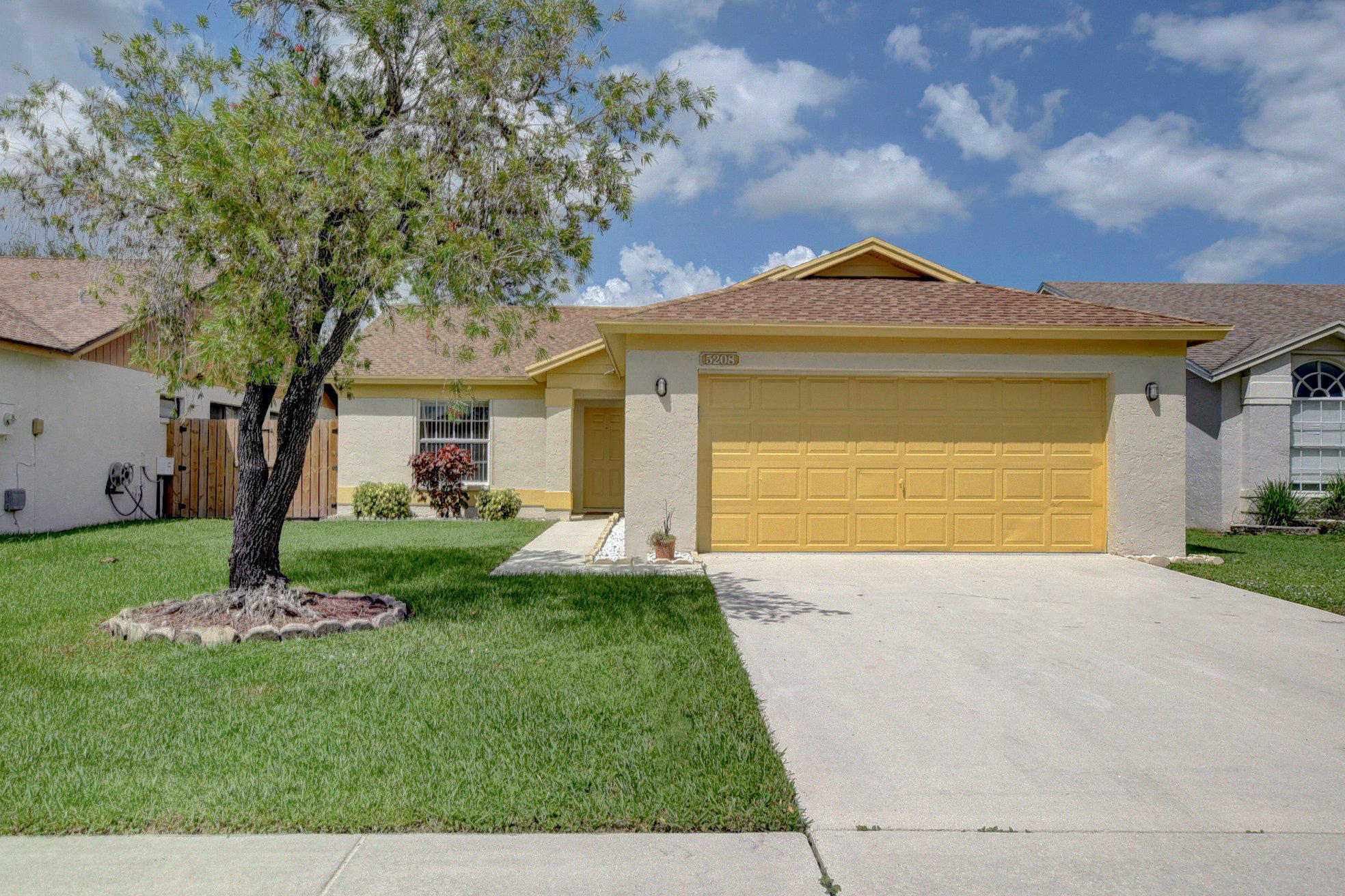 Home for sale in ARBOR GLEN 2 Lake Worth Florida
