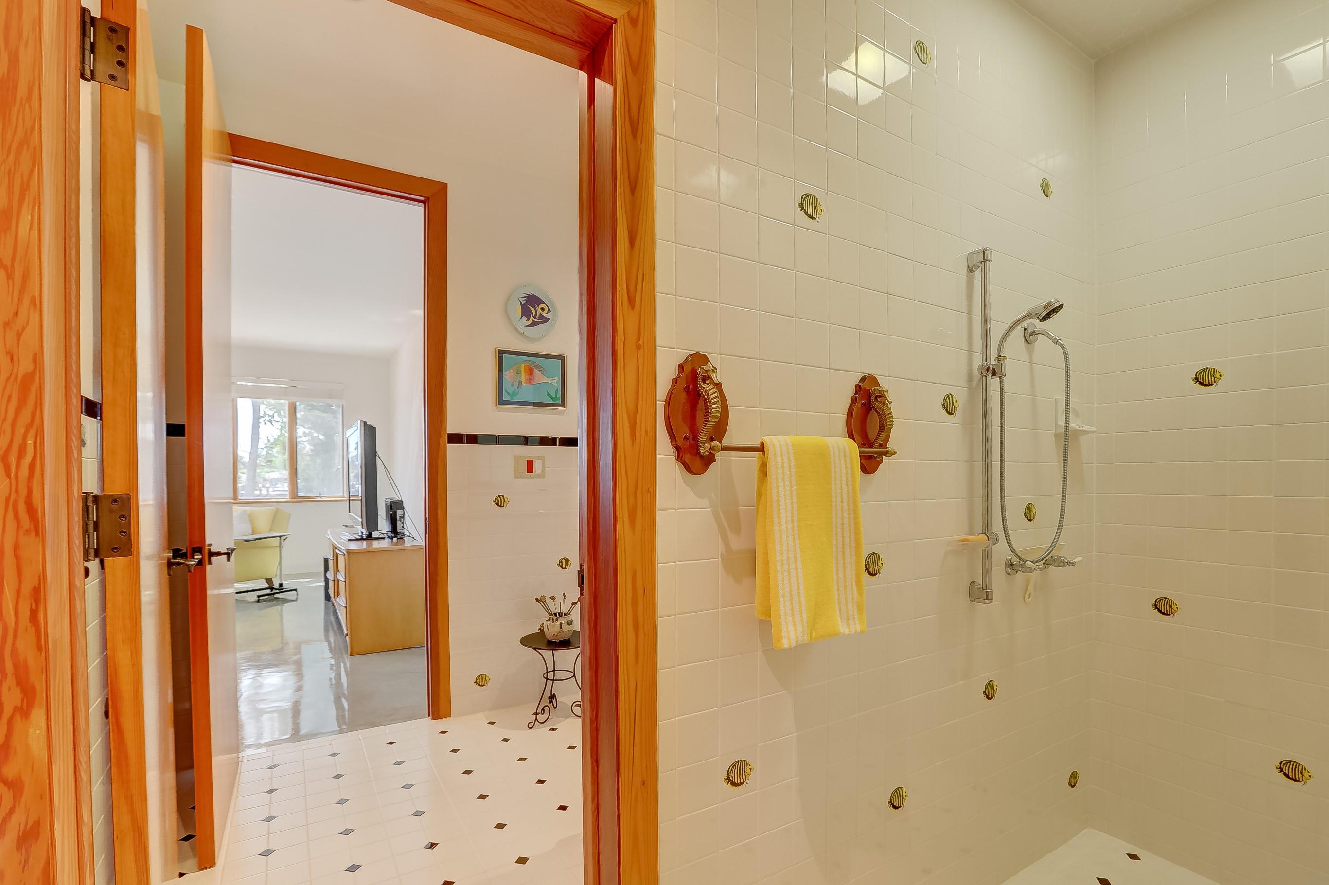 Cabana Bath Separate Shower