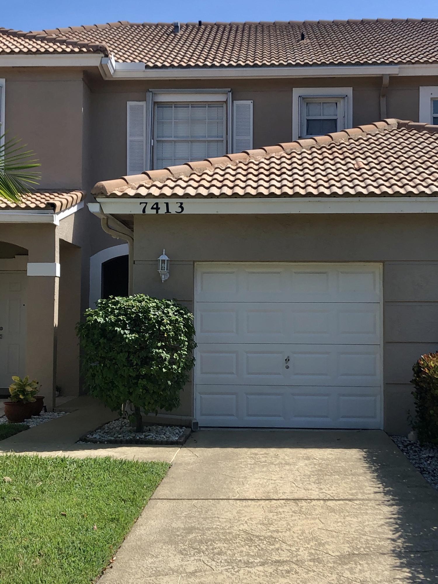 7413 Smithbrooke Drive -- Lake Worth, FL 33467