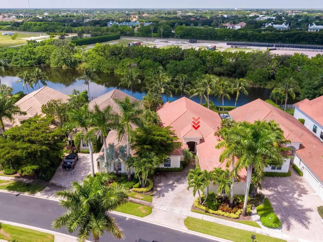 Home for sale in EQUESTRIAN CLUB ESTATES 2 Wellington Florida