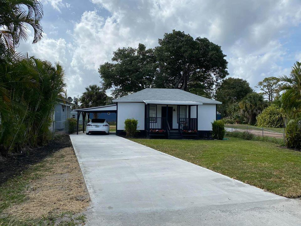 Home for sale in MILITARY PARK NICHOLS ADD West Palm Beach Florida