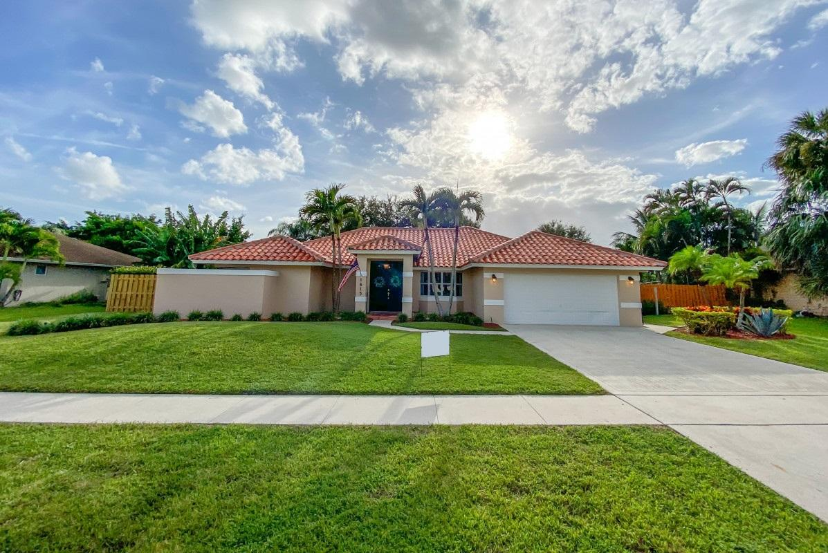 Home for sale in Eastwood No 3 Of Wellington Wellington Florida