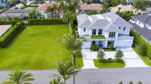 Rare double interior lot and new construction located at 2361 W. Silver Palm Road (new construction) plus 2379 W. Silver Palm Road (vacant lot).  Approximate lot size is 180 x 125 x 188 x 125.  Ability to expand and build a guest house or sports court for your family.