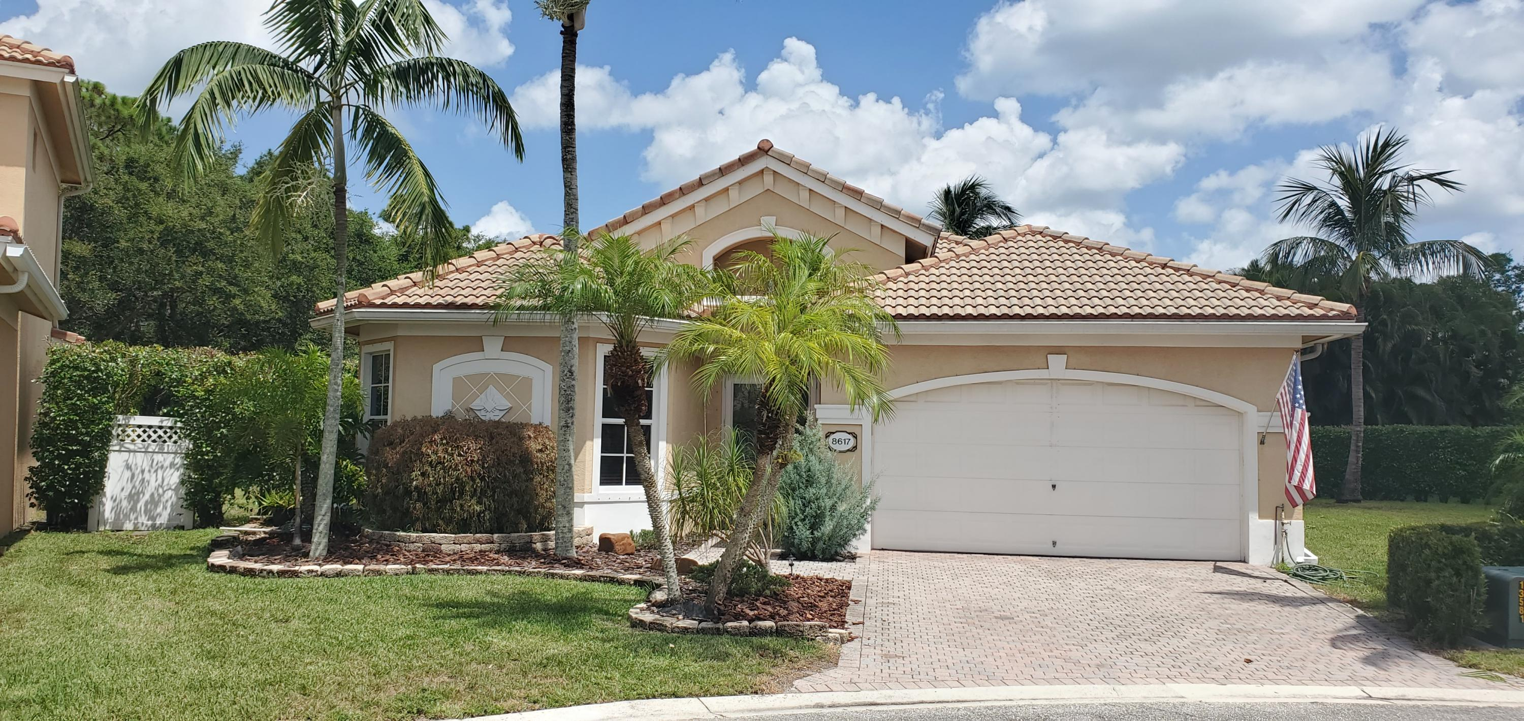 8617 White Cay  West Palm Beach, FL 33411