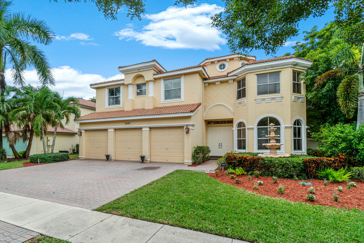 2667 Danforth Terrace  Wellington, FL 33414