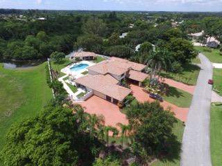 gated private community with land!