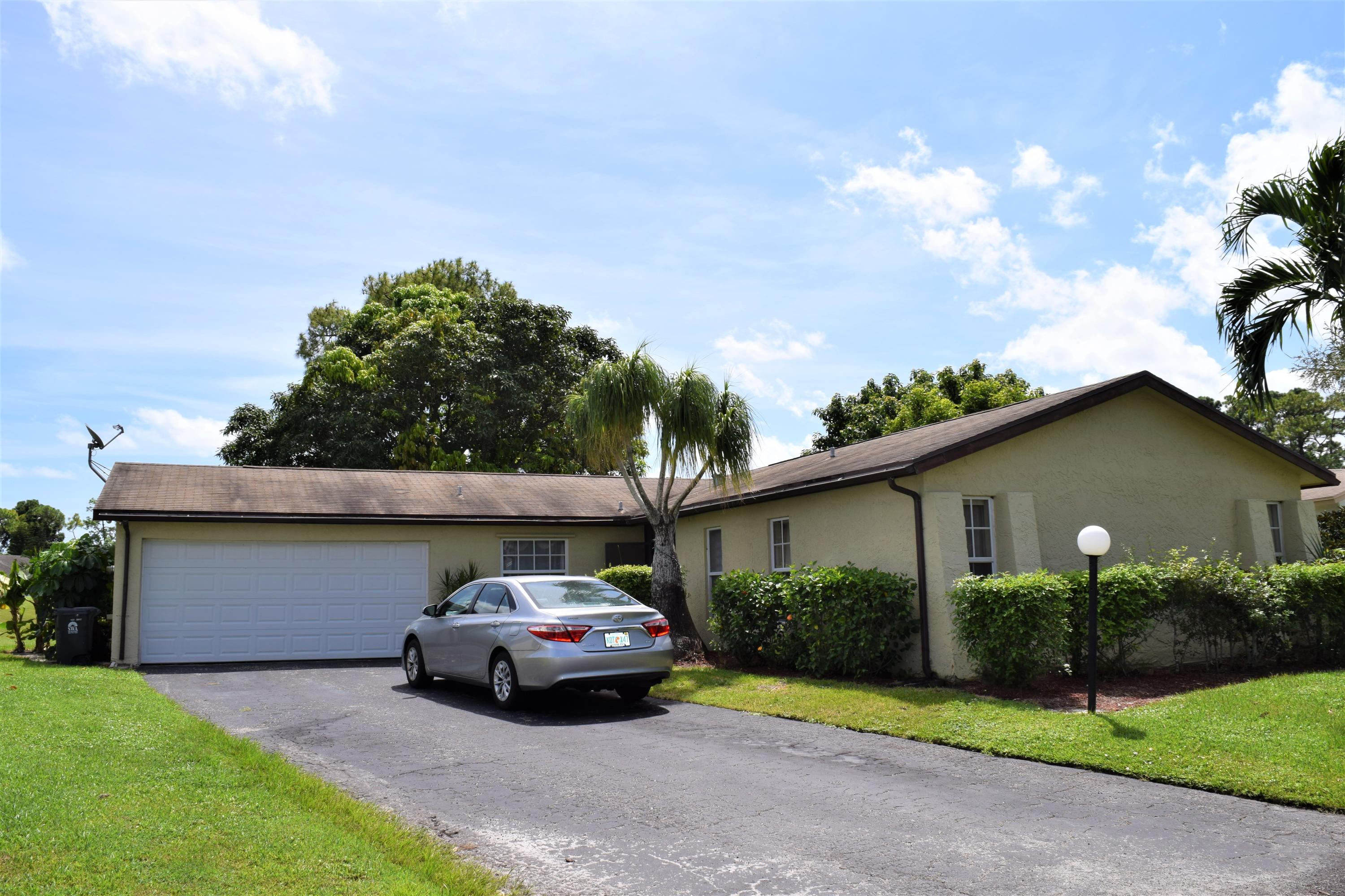 Home for sale in LUCERNE LAKES HOMES VILLAGE II 3RD ADD Lake Worth Florida