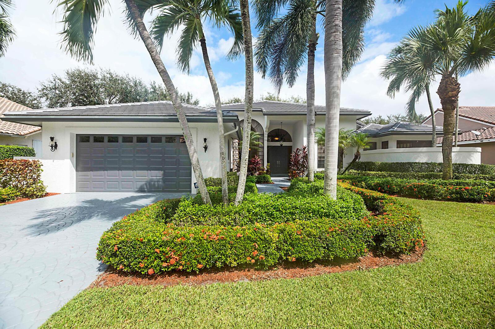 Home for sale in Glen Oaks Boca Raton Florida