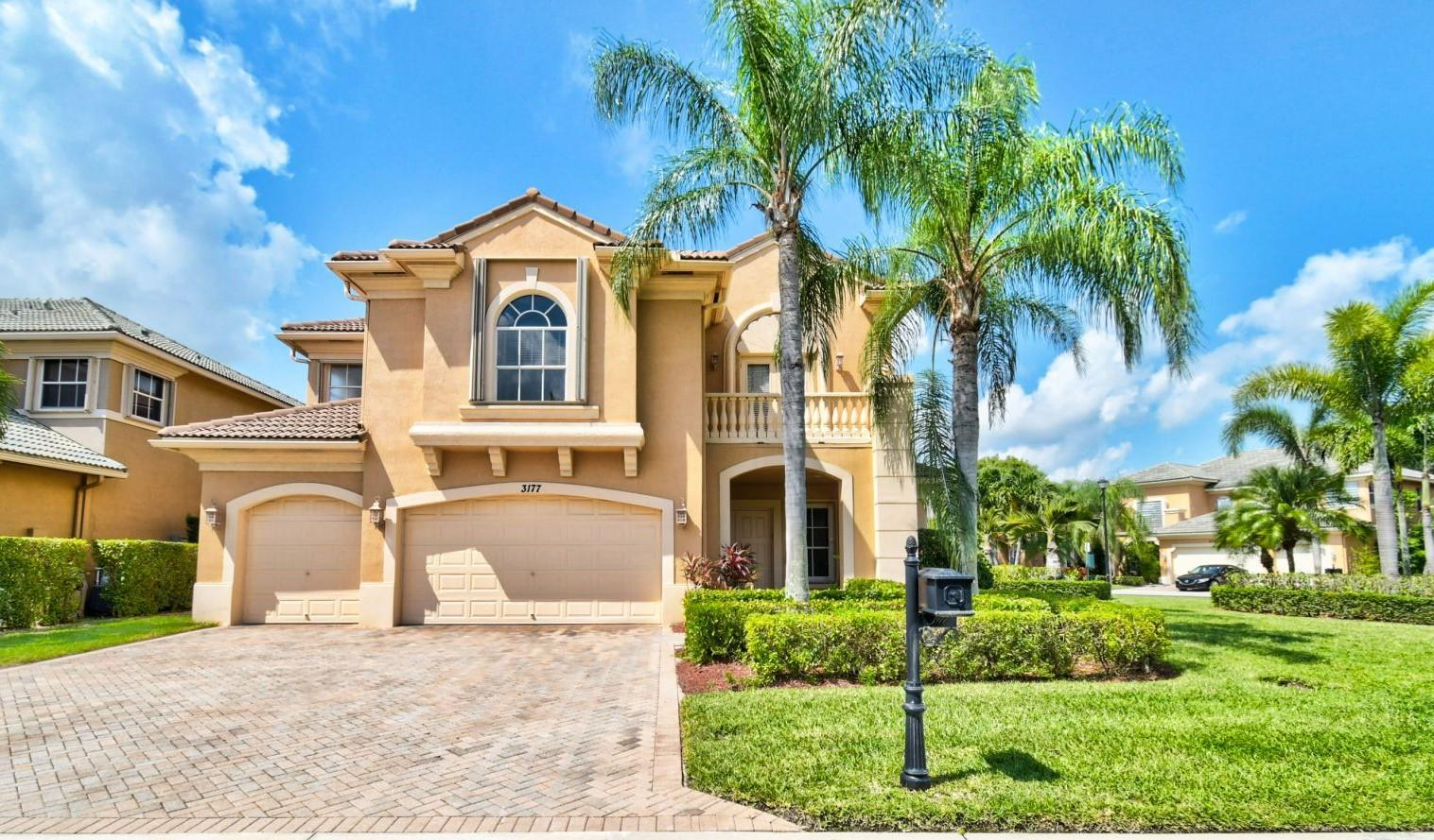 3177 Santa Margarita Road  West Palm Beach, FL 33411