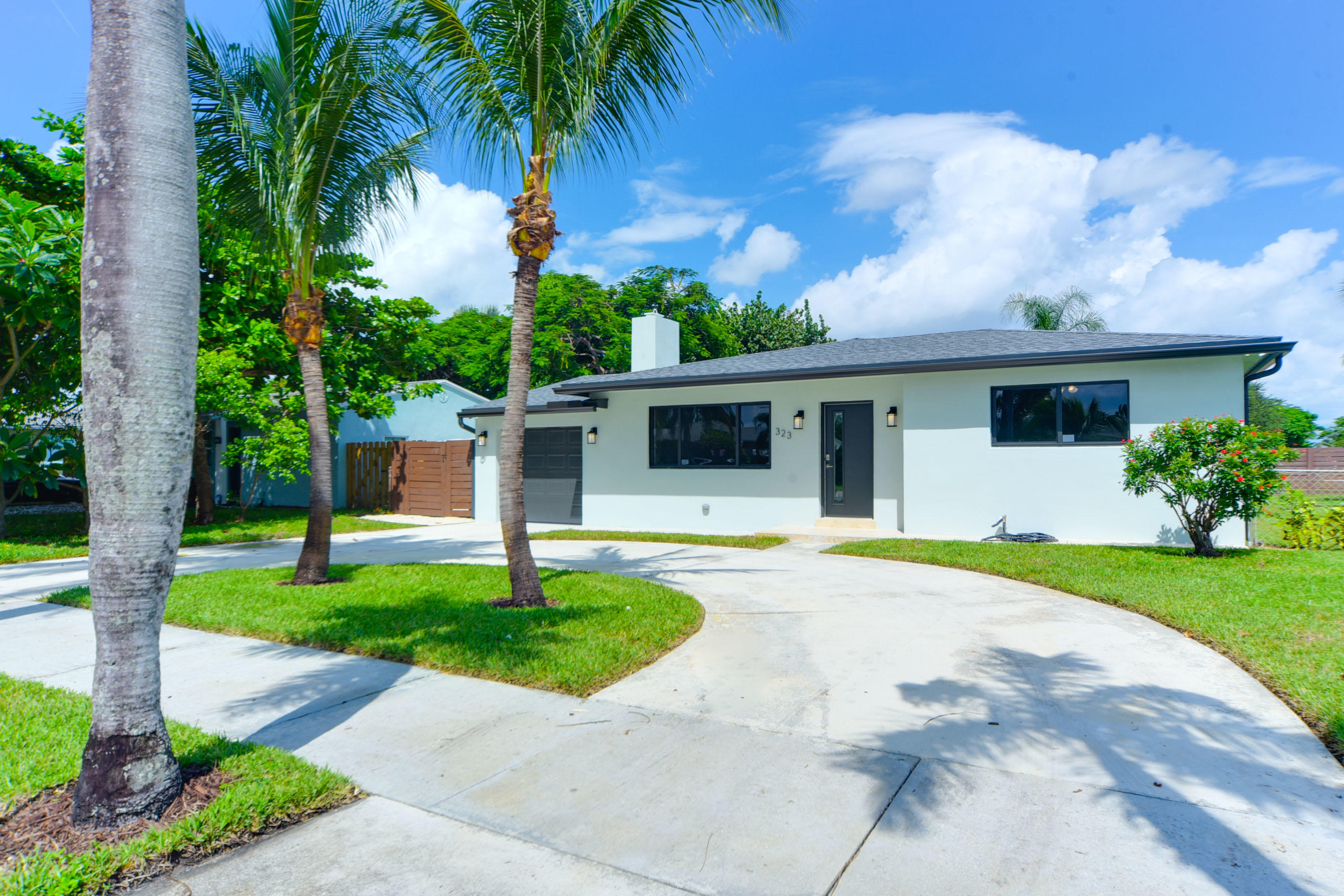 Home for sale in HOMEWOOD 4TH ADD West Palm Beach Florida