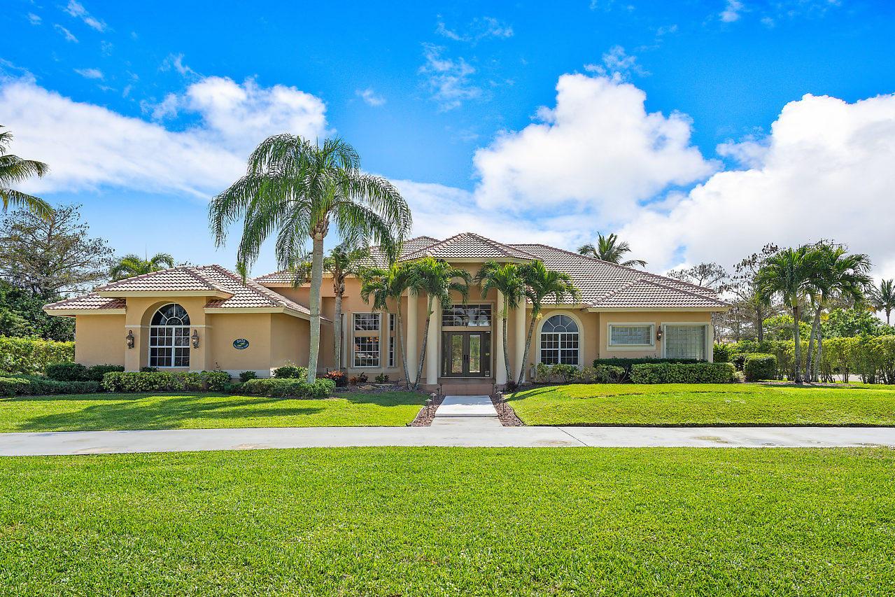 Home for sale in Aero Club Wellington Florida