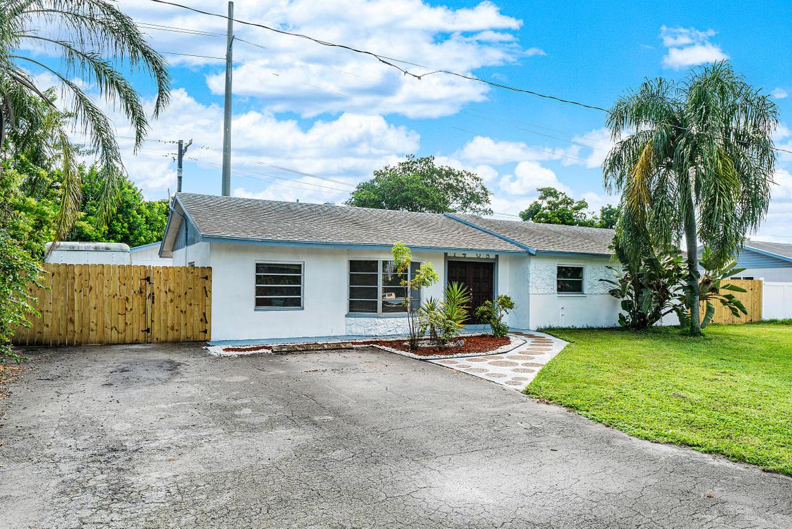 Home for sale in Laurel Hills Boynton Beach Florida