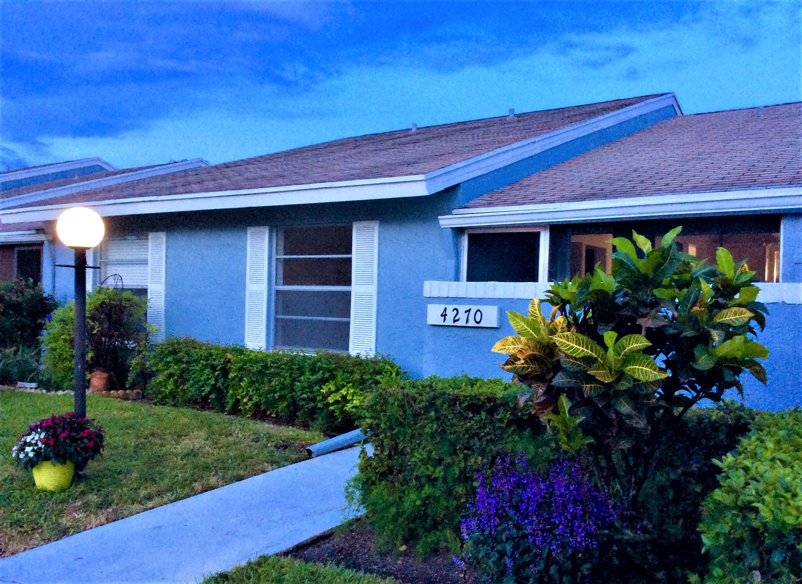 Home for sale in Villas At Lucerne Lakes Lake Worth Florida