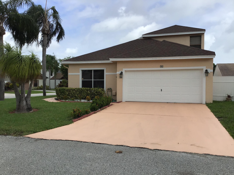 96 Magnolia Circle  Boynton Beach, FL 33436