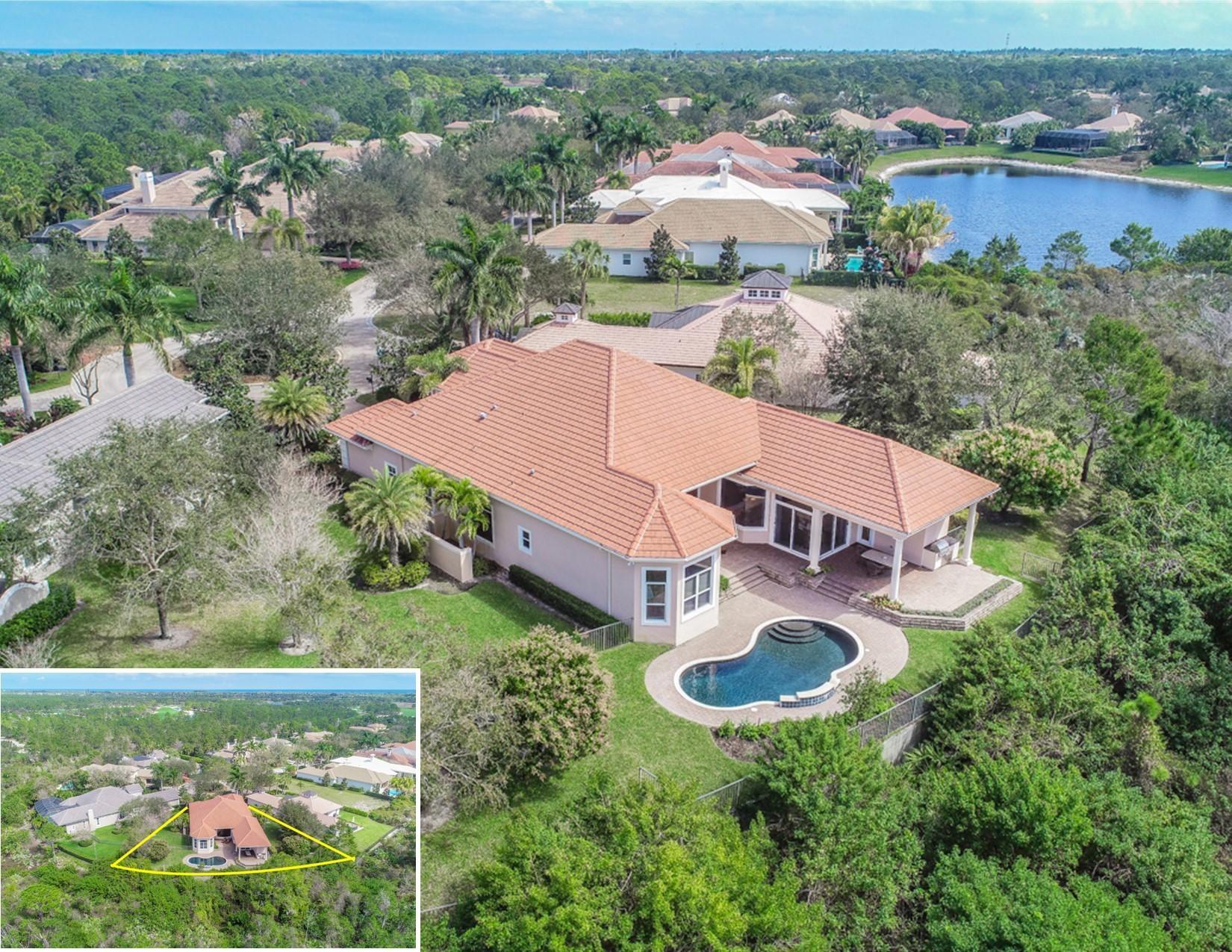 9540 Sandpine Lane, Hobe Sound, Florida 33455, 3 Bedrooms Bedrooms, ,4.1 BathroomsBathrooms,A,Single family,Sandpine,RX-10509083