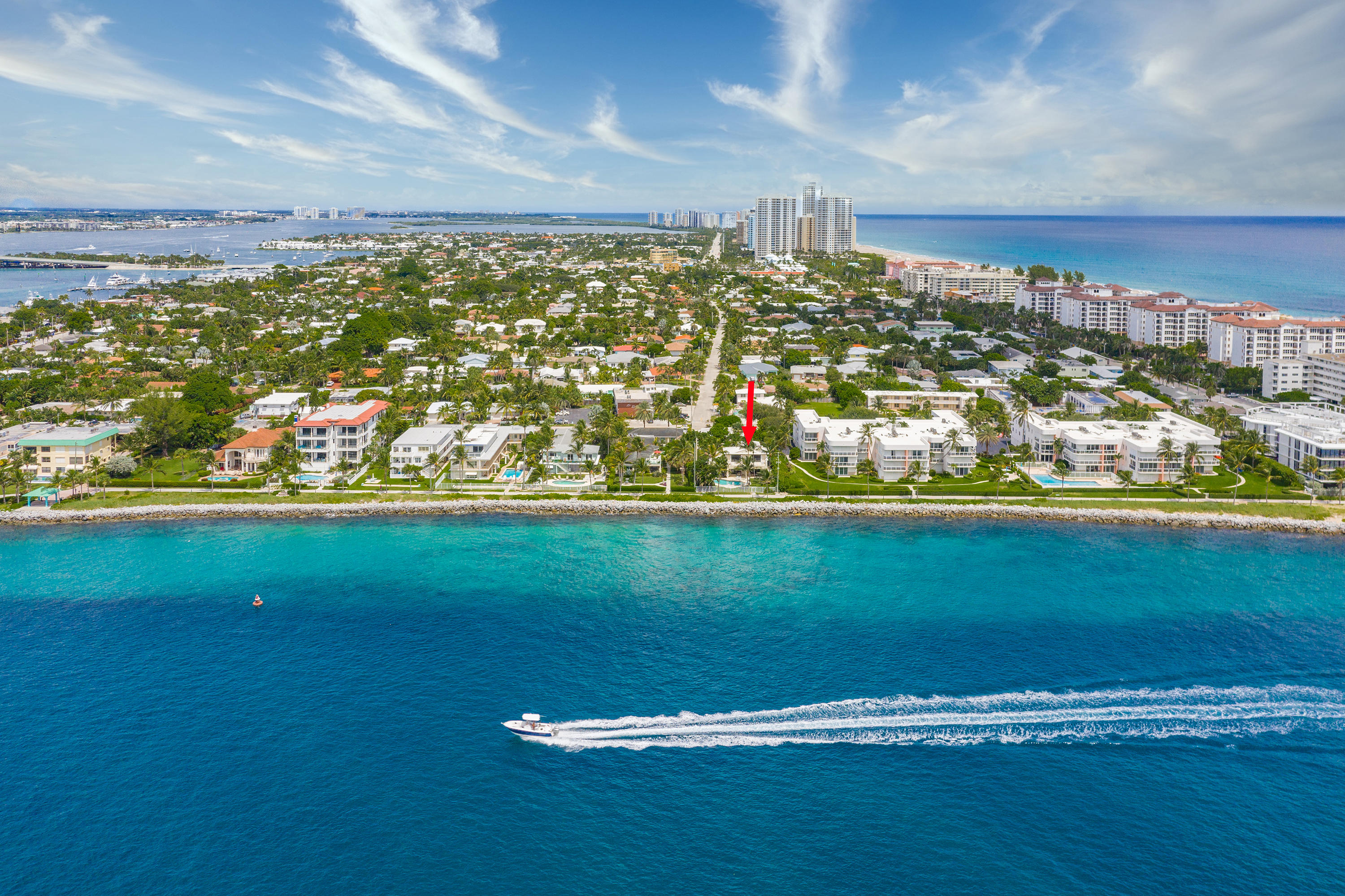 Home for sale in Skyfall Palm Beach Shores Florida