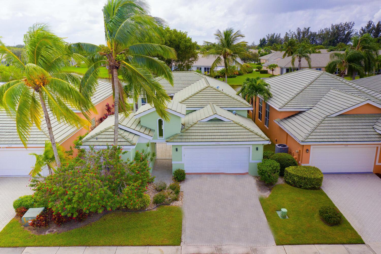 Home for sale in Aberdeen Carrington Lakes Boynton Beach Florida
